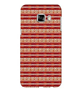 EPICCASE traditional monument Mobile Back Case Cover For Samsung C5 (Designer Case)