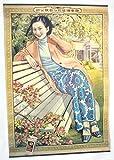 Lanna Antique Vintage-Poster, Werbeposter aus Shanghai Im Stil der 20er und 30er Jahre. Große Auswahl.