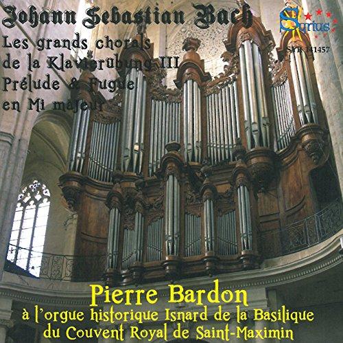 Les Grands Chorals de la Klavieruebung I