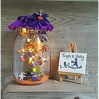 Halloween Light Jar