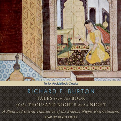Tales from the Book of the Thousand Nights and a Night  Audiolibri