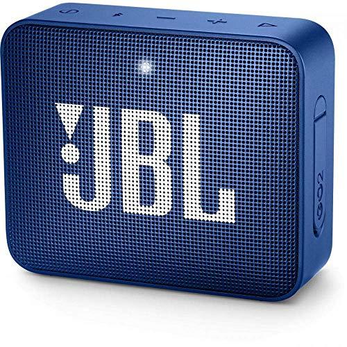 JBL GO 2 Mini Enceinte Portable - Étanche pour Piscine & Plage IPX7 - Autonomie 5hrs - Qualité...