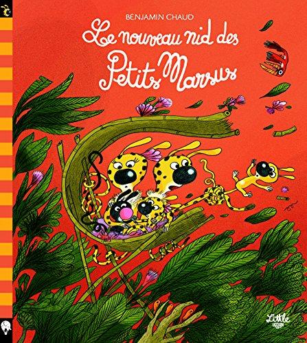 Les petits Marsus : Le nouveau nid des petits Marsus