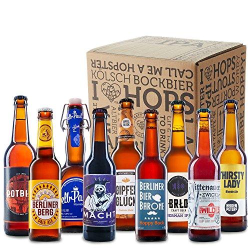 Deutsches Craft Beer - Kennenlern Box