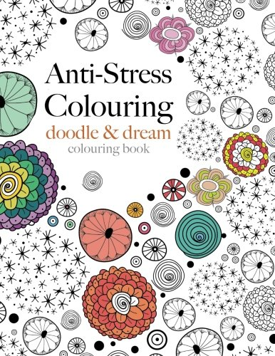 Anti-Stress Colouring: doodle & dream por Christina Rose