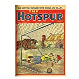 Pritties Zubehör Classic Comics DieHotspur Football Tiger Kühlschrank Magnet Retro Vintage Geschenk
