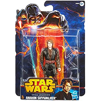 Star Wars Saga Legends Action Figures Anakin Skywalker