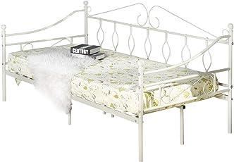 Aingoo Tagesbett und Nachttisch