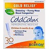 Boiron ColdCalm Cold Relief - 30 Oral Liquid Doses