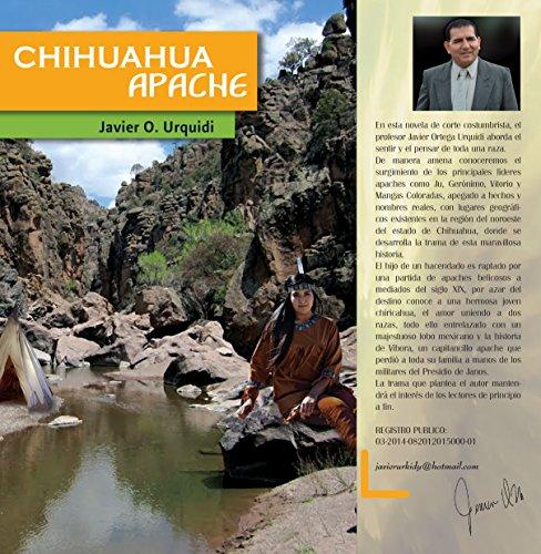 Chihuahua apache por Javier Urquidi Ortega