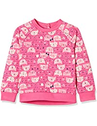 Mothercare Girls'  Cotton Sweatshirt