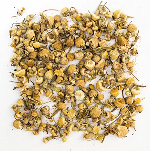 Tea Lab | Organic Chamomile Flower Tea - Detox & Calming Tea - 35 grams
