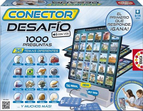 Educa Juegos - Conector Desafío, con voz (15761)