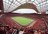 My Little Poster Poster Stadium Emirates Arsenal Stade Wand