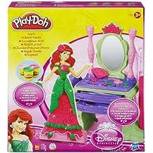 Play-Doh - Tocador diseño Princesas Disney (Hasbro A2680E24)