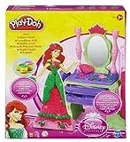 Play-Doh Tocador diseño Princesas Disney (Hasbro A2680E24)