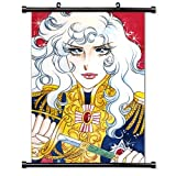 The Rose of Versailles Anime Fabric Wall Scroll Poster (16