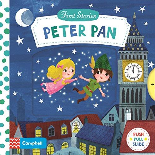 Peter Pan (First Stories)