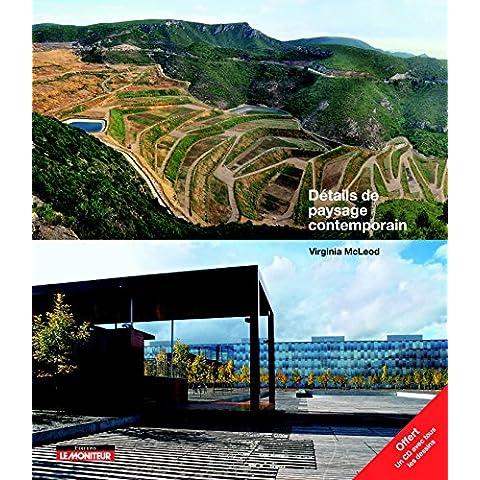 Détails de paysage contemporain (Hors collection)