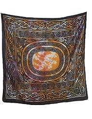 Superfreak® Baumwolltuch mit Keltischem Muster ° Tuch ° Schal ° 100x100 cm° alle Muster!!!