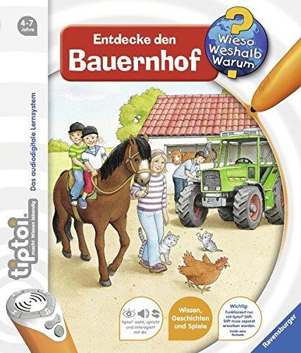 Insel Bauernhof (tiptoi® Entdecke den Bauernhof (tiptoi® Wieso? Weshalb? Warum?, Band 1))
