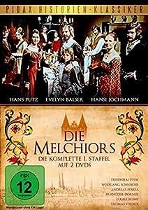 Die Melchiors - Staffel 1 - Die komplette 1. Staffel der fesselnden Historienserie (Pidax Historien-Klassiker) [2 DVDs]