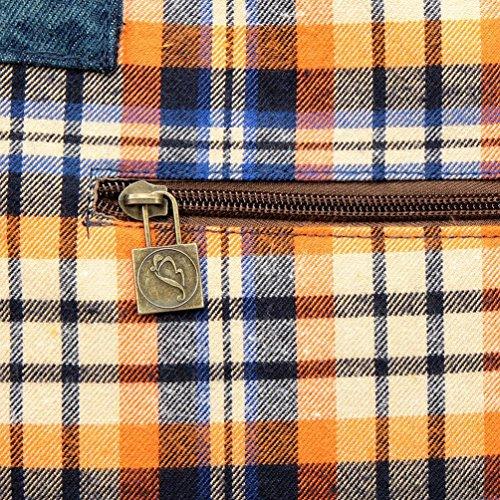 Chang Spent spalla di tela portatile borsa grande borsa a tracolla delle nuove donne , a a