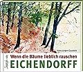 Wenn die Bäume lieblich rauschen (Literatur und Aquarelle) von Steffen Verlag bei TapetenShop