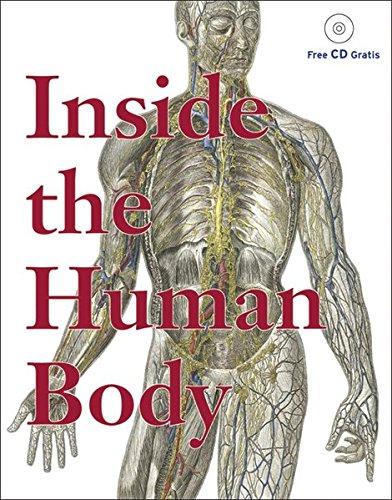 Inside the human body. Ediz. italiana, inglese, tedesca, francese e spagnola. Con CD-ROM (Pepin Picture Collections) por Inge Stevens