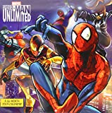 Spider-Man Unlimited 2019 Calendar