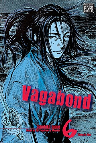 VAGABOND VIZBIG ED GN VOL 06 (MR) (C: 1-0-0) (Vagabond Vizbig Edition) by Takehiko Inoue (2-Feb-2010) Paperback