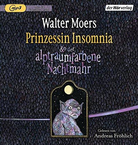Preisvergleich Produktbild Prinzessin Insomnia & der alptraumfarbene Nachtmahr