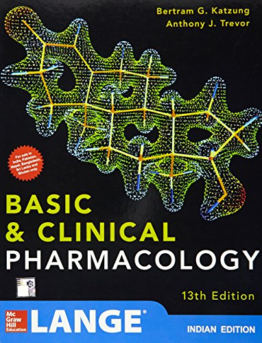 Basic and Clinical Pharmacology 13th/2015