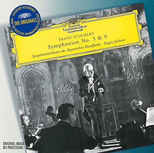 Schubert : Symphonies n° 5 et ° 9