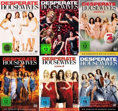 Staffeln 1-6 (37 DVDs)