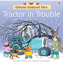 Tractor In Trouble: For tablet devices (Usborne Farmyard Tales)
