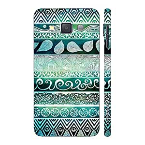 Enthopia Designer Hardshell Case Natural Beauty Back Cover for Samsung Galaxy A7 2015