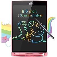 BIGFOX Tavoletta Grafica LCD Scrittura 8,5 con Display Colorato, Elettronica Lavagna Cancellabile Tavolo da Disegno…