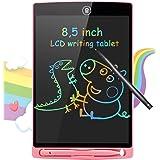 BIGFOX Tavoletta Grafica LCD Scrittura 8,5 con Display Colorato, Elettronica Lavagna Cancellabile Tavolo da Disegno Portatile