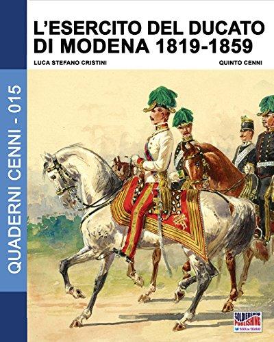 L'esercito del Ducato di Modena: 2