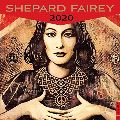 Shepard Fairey 2020 Calendar par  Shepard Fairey