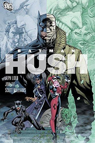 Buchseite und Rezensionen zu 'Batman: Hush' von Jeph Loeb