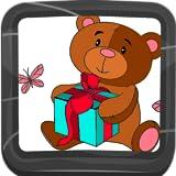 Teddybär-Malbuch