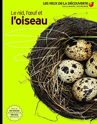 Le nid, l'oeuf et l'oiseau