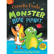 The Monster from the Blue Planet (Little Gems)