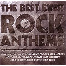 The Best ever Rock Anthems