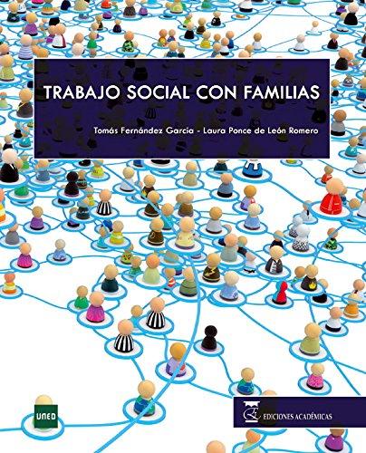 Trabajo Social con Familias por From Ediciones Académicas, S.a.