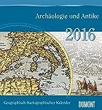 Haack Geographisch-Kartographischer Kalender: Schätze der Kartographie 2016 - DuMont Kalenderverlag