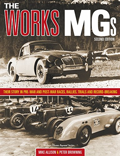 The Works MGs: Second Edition (Classic Reprint) por Michael Allison