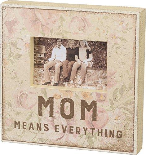 Primitives By Kathy Mama Means Everything-Bilderrahmen (Primitive Bilderrahmen)